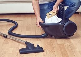 Χρησιμοποιείτε τις σωστές σακούλες στην ηλεκτρική σας σκούπα ;