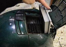 Εσείς πόσο συχνά αλλάζετε τα φίλτρα της ηλεκτρικής σας σκούπας?